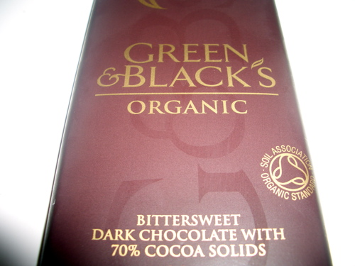 Green & Black's Dark 70%