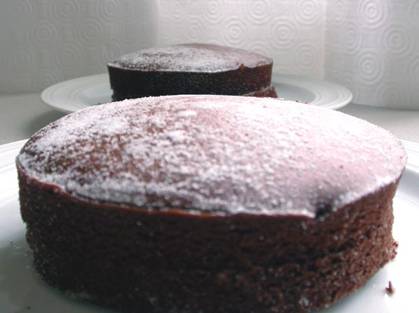 Chocolate Sandwich Cake Recipe
