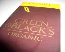 Green & Black's Caramel