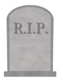 Tombstone Template For Writing