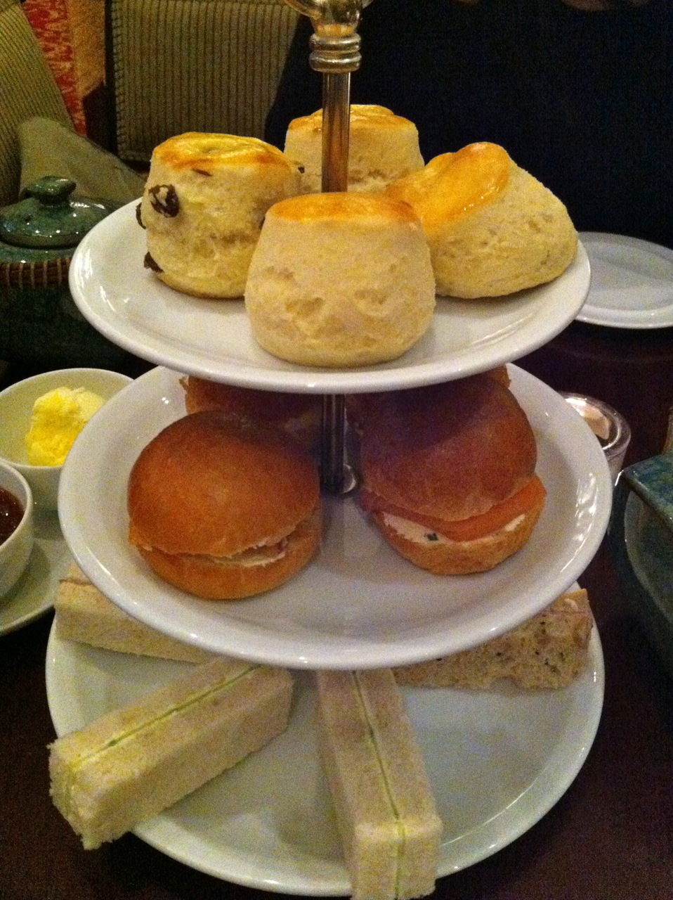 Chocolate Afternoon Tea at Chancery Court Hotel, London