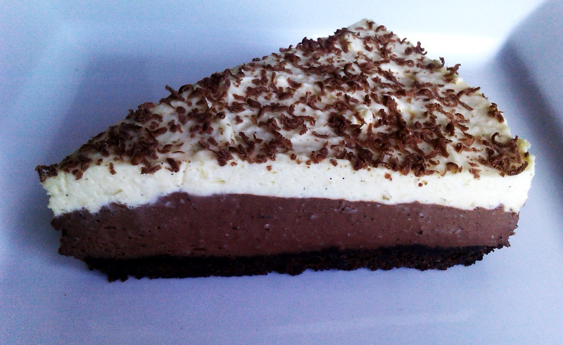 Triple Chocolate Cheesecake Recipe - Chocablog