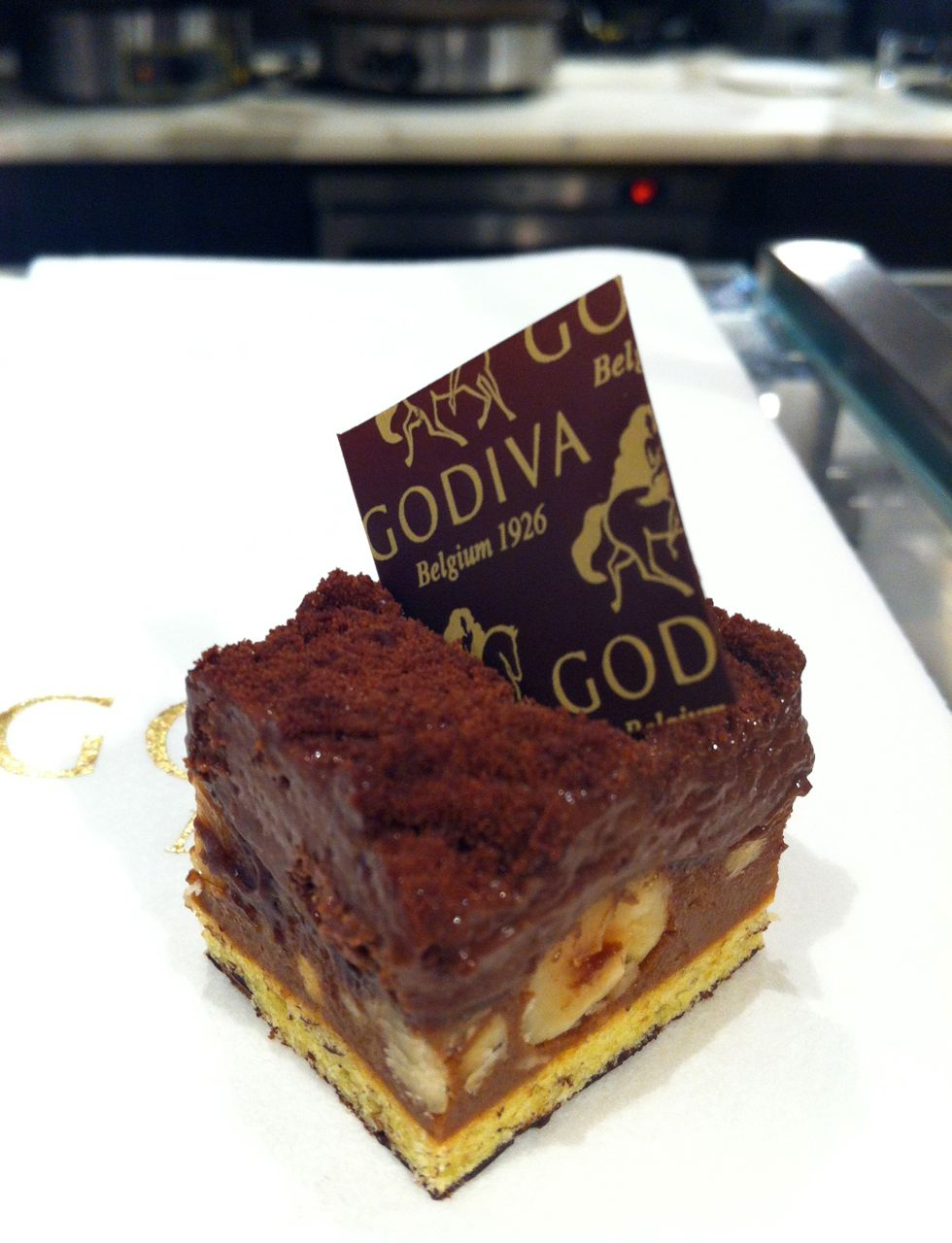 Godiva Chocolate Café At Harrods