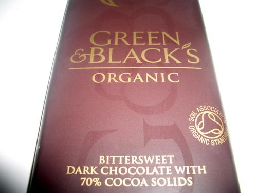 Green & Black's Dark 70%