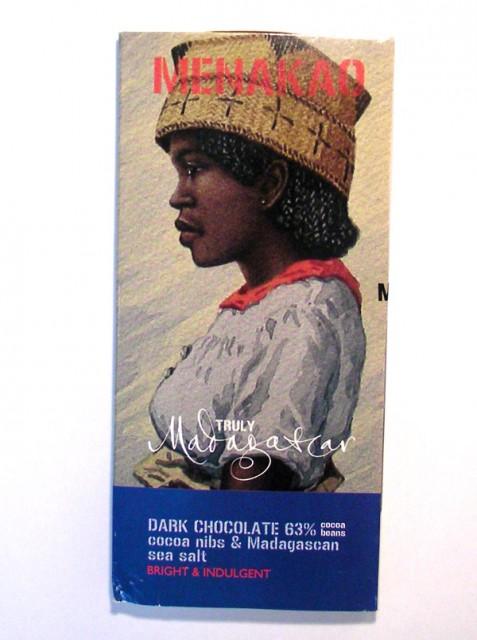 Menakao Madagascar Chocolate